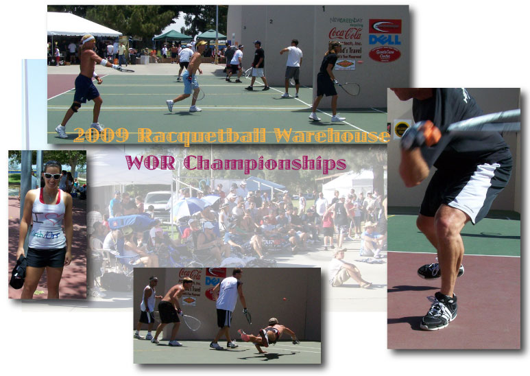 2009 Racquetball Warehouse WOR Championships